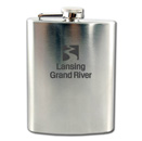 The Groomsman 8oz Flask
