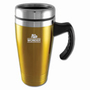 Colored Stainless-Steel Mugs - Gold