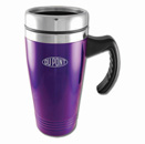 Colored Stainless-Steel Mugs-Purple