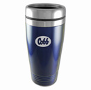 Colored Stainless-Steel Tumblers – Blue