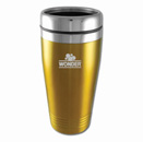 Colored Stainless-Steel Tumblers – Gold