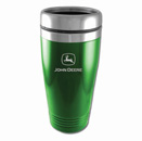 Colored Stainless-Steel Tumblers – Green