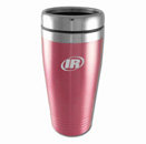 Colored Stainless-Steel Tumblers – Pink