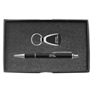 2-PC Aluminum Gift Set - Black