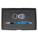 2-PC Aluminum Gift Set – Blue