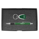 2-PC Aluminum Gift Set – Green