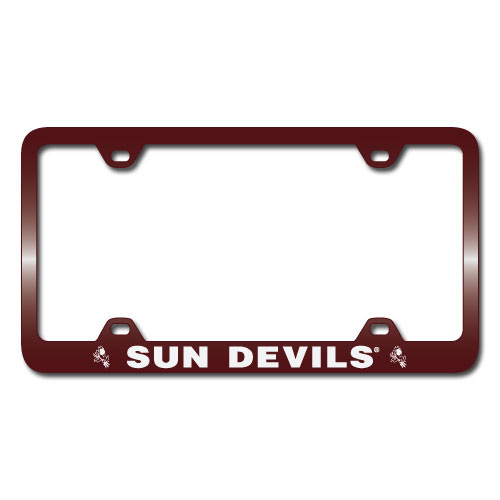SM-50 Series- Burgundy Laser Engraved Frame