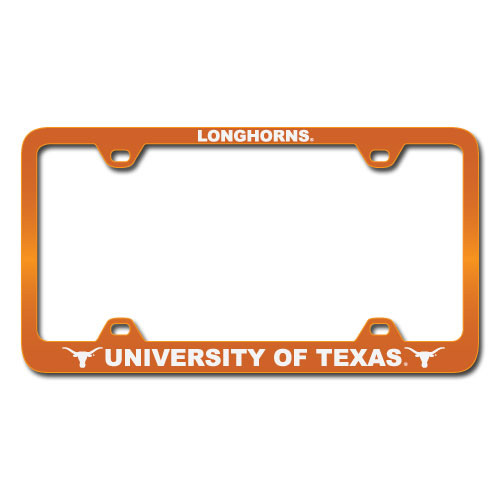 SM-50 Series- Orange Laser Engraved Frame