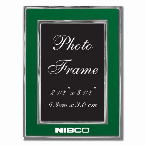 Colored-Green Metal Photo Frame 2.5″ x 3.5″ DSK3021