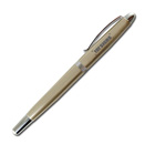Monticello Ballpoint Pen – Nickel
