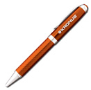 Orange Carbon Fiber Mechanical Pencil