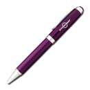 Purple Carbon Fiber Ballpoint
