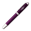 Purple Carbon Fiber Rollerball