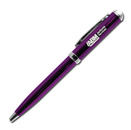 Click-Action Gel Pen – Purple