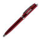 Click-Action Gel Pen - Red