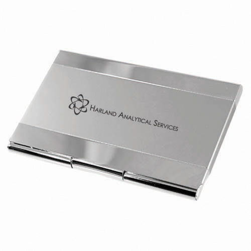 Business Card Holder- Nickel ACC1001